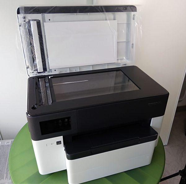 HP OfficeJet Pro 7730 A3 scanner A4